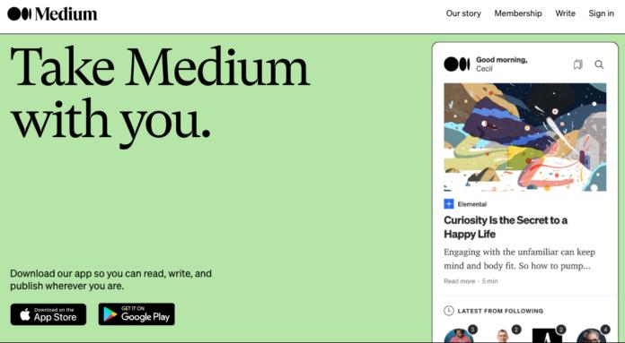 Menghasilkan uang dari Medium